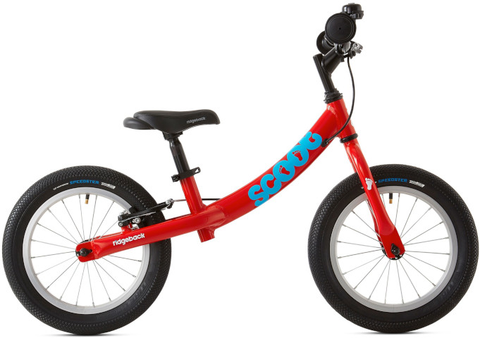 Scoot XL Red 2020